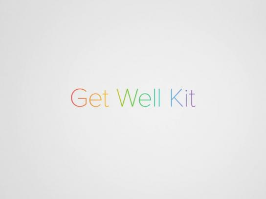 Get Well Kit Direct Ad -  Introducing the Get Well Kit