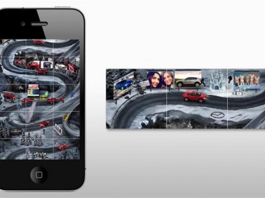 Mazda Digital Ad -  Long Drive Home