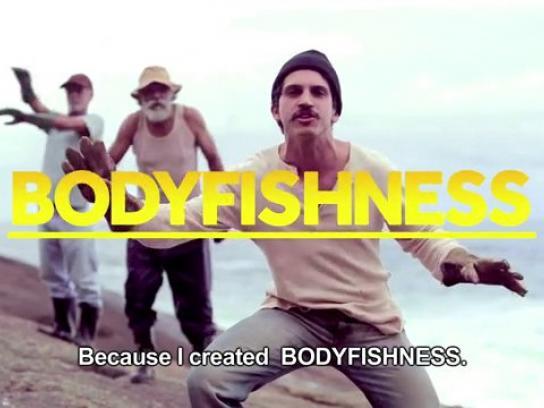 Gomes da Costa Film Ad -  BodyFishness