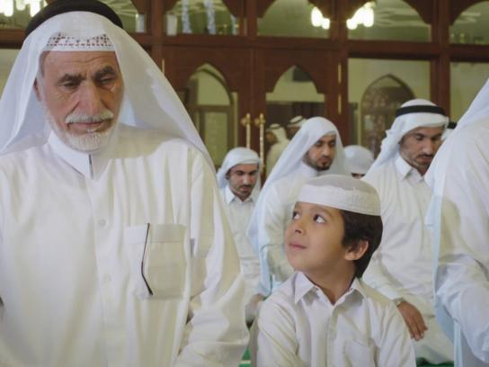 Qatar Cancer Society Film Ad -  Generosity is its own reward