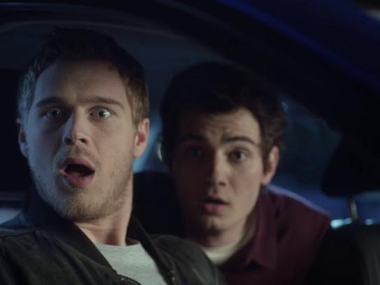 Volkswagen Film Ad -  Tiger