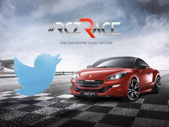 Peugeot Digital Ad -  #RCZRace