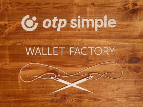 OTP Film Ad -  Wallet Factory
