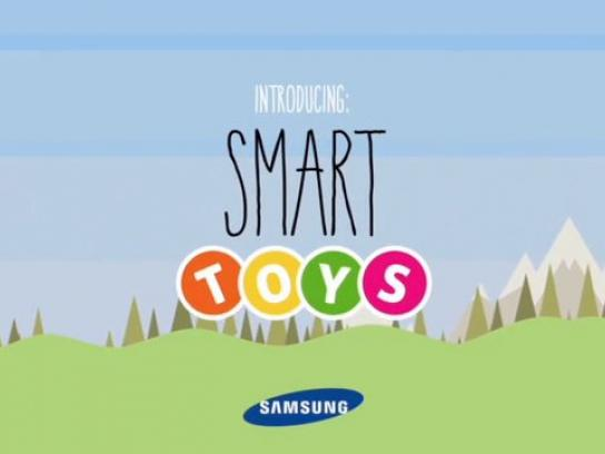 Samsung Direct Ad -  Smart Toys