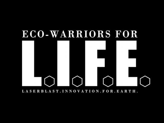 Replay Film Ad -  Eco-warriors