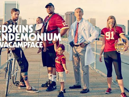 Bon Secours Training Center Film Ad -  Redskins Fandemonium