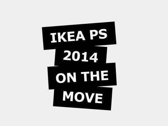 IKEA Digital Ad -  World's First Website on Instagram