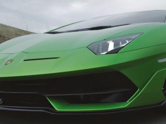 Lamborghini Film Ad - AVENTADOR SVJ