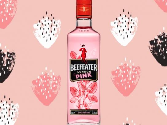 Beefeater Integrated Ad - Pink Your Gin