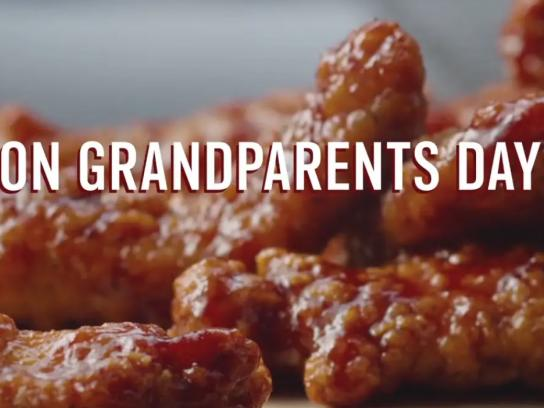 McDonald's Film Ad - Sweet N' Spicy Advice: Grandparents Day