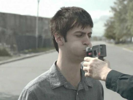 The Quebec Auto Insurance Corporation Film Ad -  Breathalysers