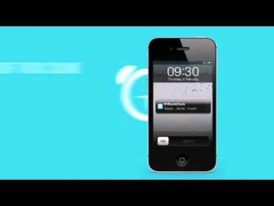 91 Rock Digital Ad -  91 Rock clock
