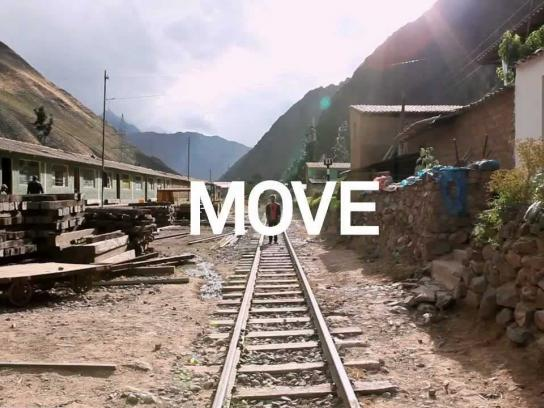 STA Travel Film Ad -  Move