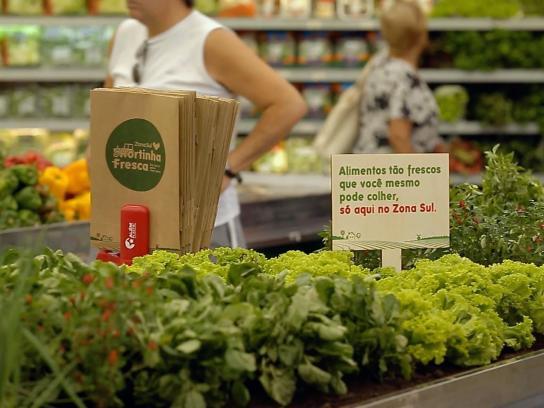 Zona Sul Ambient Ad - Fresh garden