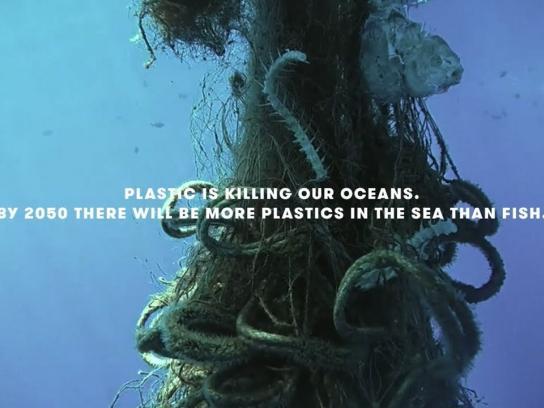 Waste Free Oceans Film Ad - The Ocean Plastic Book