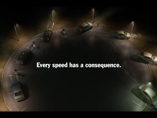 Transport Accident Commission Film Ad - Rethink speed