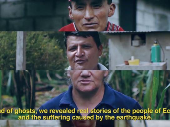 Codespa Experiential Ad - Fantasmas del Chimborazo
