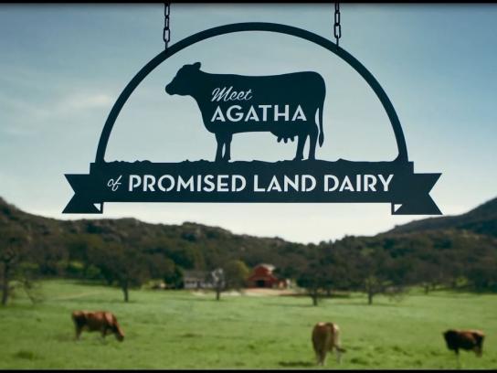 Promised Land Dairy Film Ad - Meet Agatha
