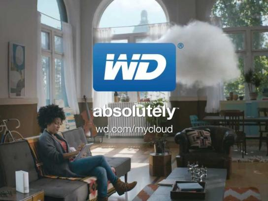 WD Film Ad -  Overclouded