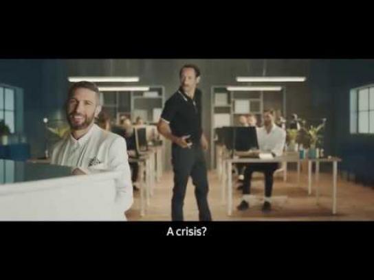 Samsung Film Ad - No Crisis