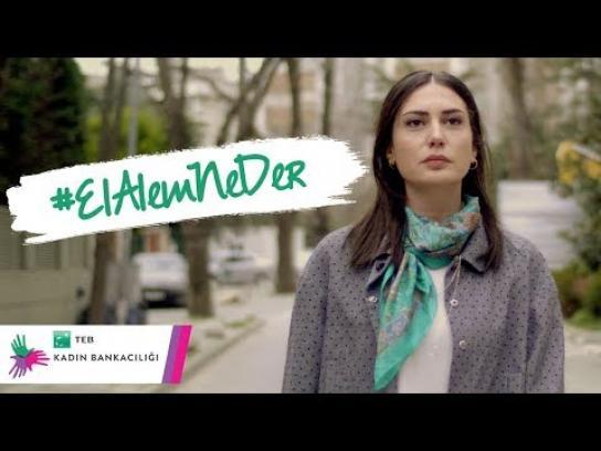 Türk Ekonomi Bankası Film Ad - Internatıonal Women's Day