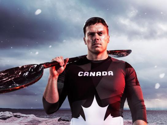 Canadian Olympic Committee Film Ad - Ice in our veins