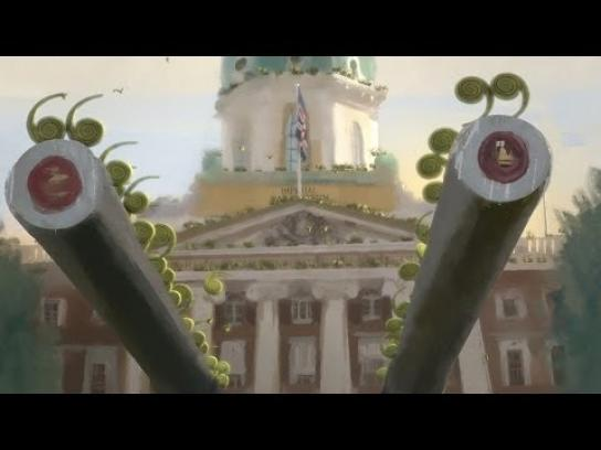 Imperial War Museum Film Ad -  Flight of the stories