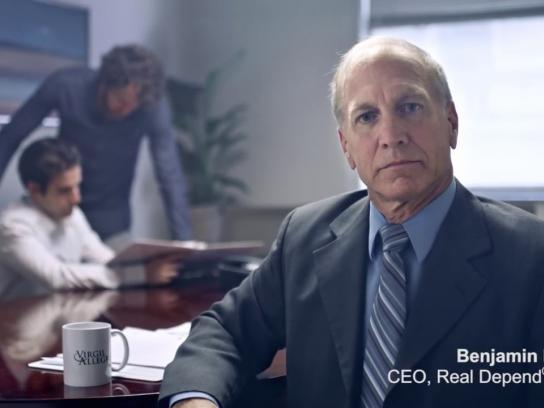 Depend Film Ad - How CEO Ben Keeps Pooping All Day