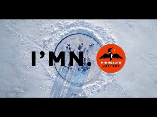 Minnesota Lottery Film Ad - Ice Carousel