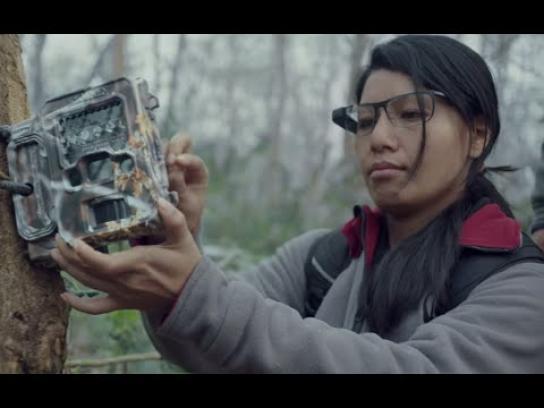 Google Digital Ad -  Explorer story - WWF's Sabita Malla