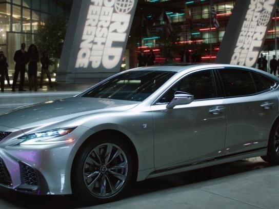Lexus Film Ad - Long Live the King