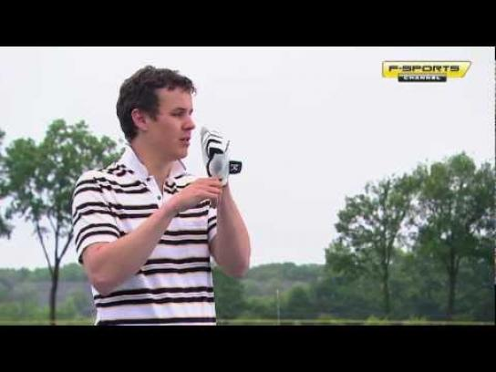 Fluke Film Ad -  Golf