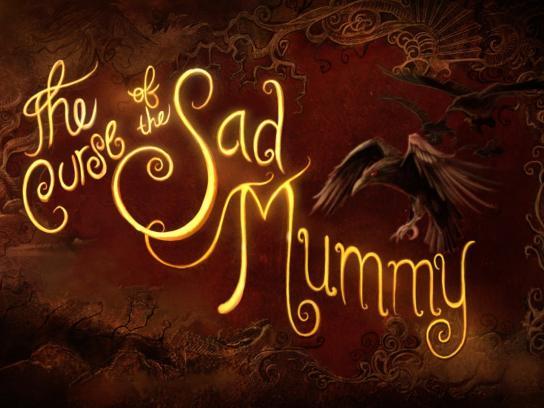 League of Legends Digital Ad -  The curse of the sad mummy