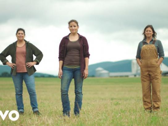 Land O'Lakes Film Ad - She-I-O