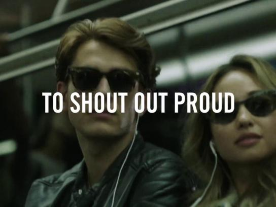 Ray-Ban Film Ad - #ProudToBelong