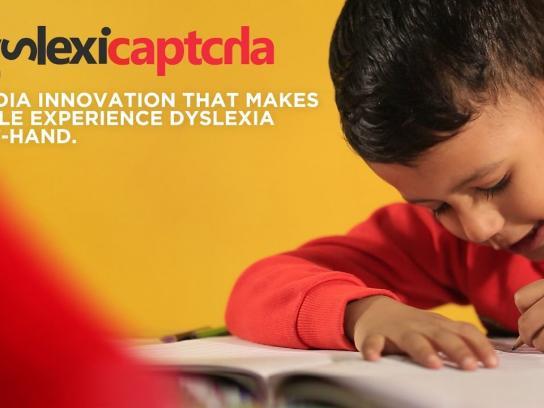Jaslok Hospital Digital Ad - Dyslexic captcha