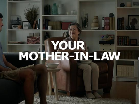 IKEA Film Ad - YOUR MOTHER-IN-LAW - Now, There's Choice