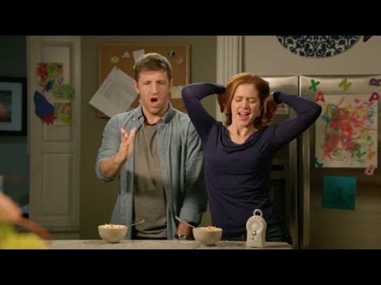 Breyers Film Ad -  Late Night