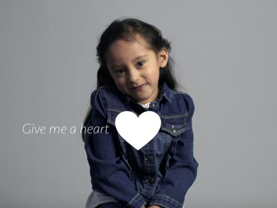 DonateLife America Digital Ad -  Give me a heart