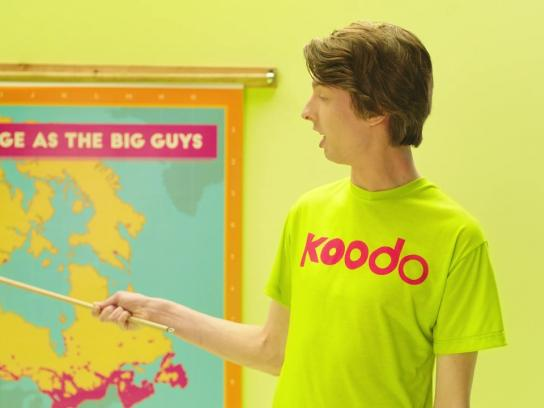 Koodo Film Ad - Shadows