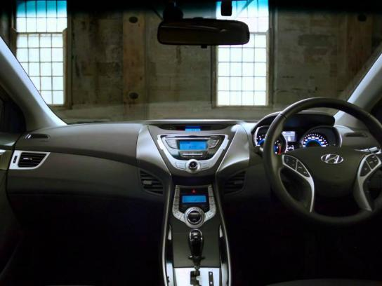 Hyundai Film Ad -  Shell