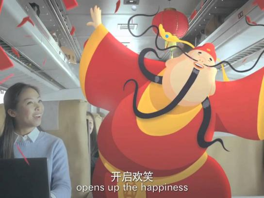 Oreo Film Ad -  Wonderfilled Chinese New Year