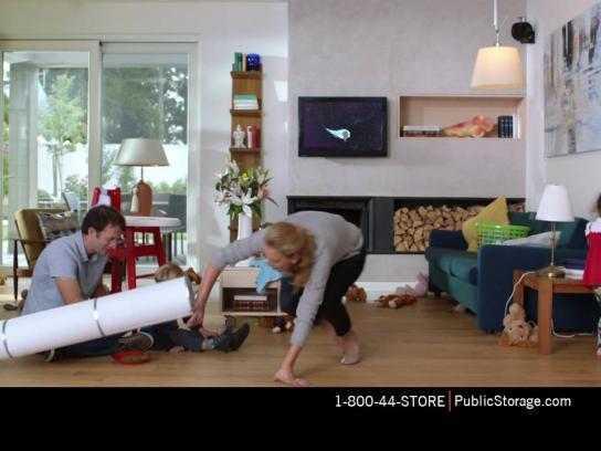 Public Storage Film Ad - Meteorites