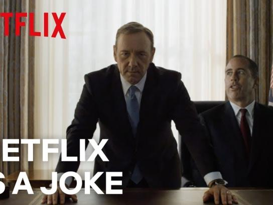 Netflix Film Ad - Netflix Is A Joke - Emmys 2017