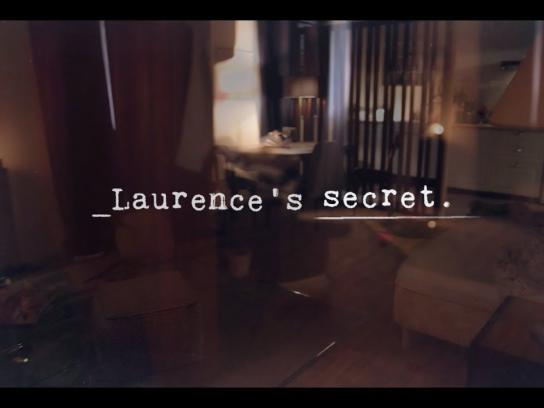 Addict Aide Film Ad - Laurence's Secret