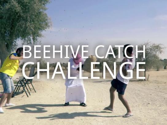 Grinta Film Ad - Beehive challenge