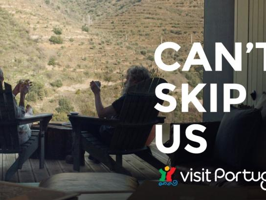 Turismo de Portugal Film Ad - Can't Skip New Beginnings