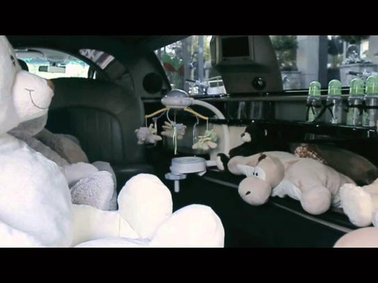 Huggies Ambient Ad -  My first ride
