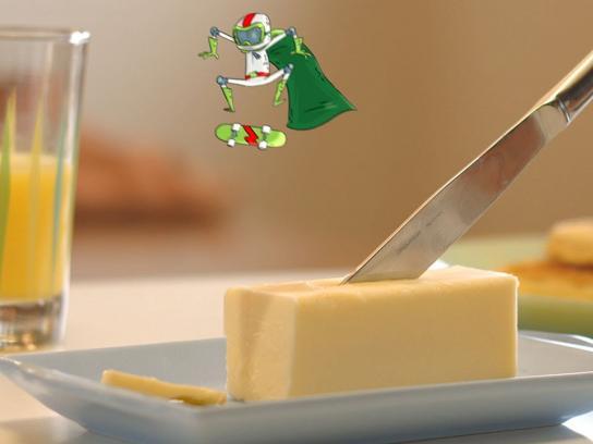 Mountain Dew Digital Ad -  Butter knife