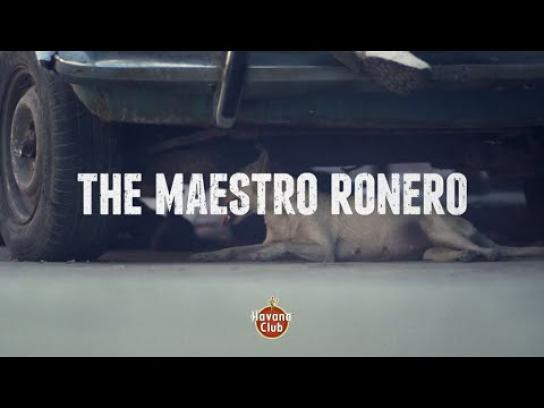 Havana Club Digital Ad -  The Maestro Ronero